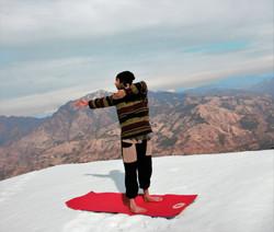 Kati Chakrasana   Spinal Twist Pose