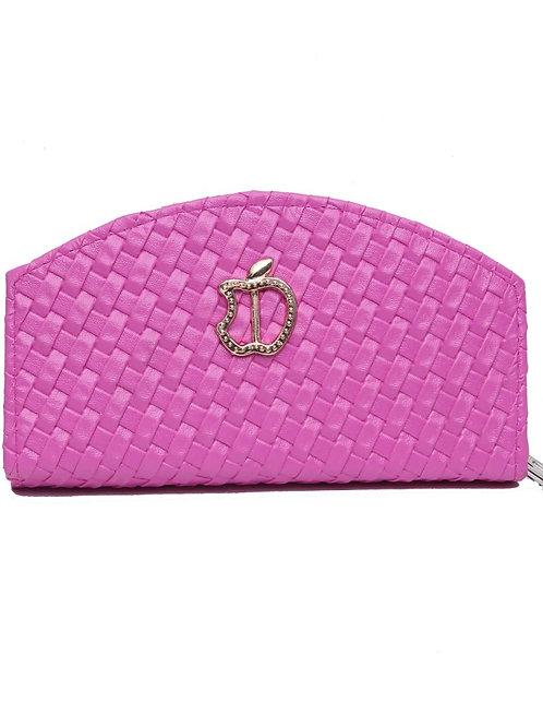 Marco Sanchez Pink Women Regular Wallet