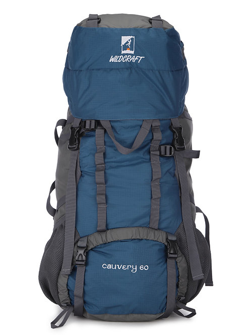 Wildcraft Blue Hiking Backpack