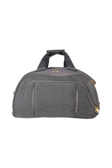 VERAGE Erevan 1393 Grey light weight Medium 2 Wheel Duffle Trolley