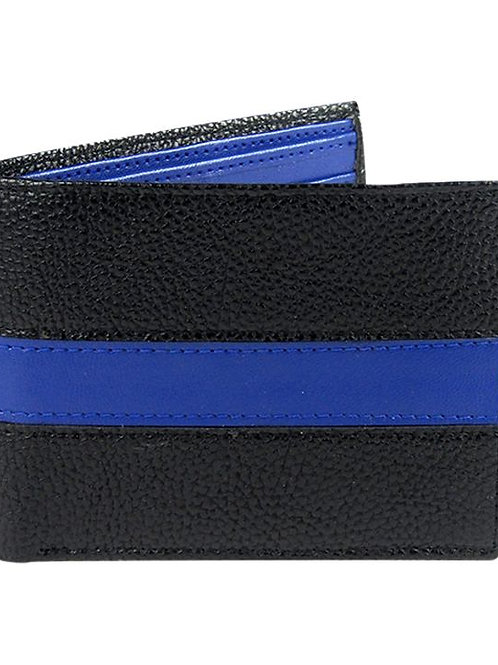 Verage Archies Black & Blue Casual Wallet