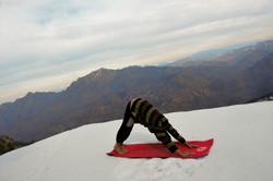 Parvatasana   Mountain Pose