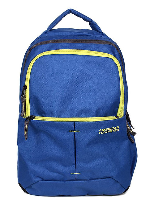 American Tourister Aller 01 Blue Backpack