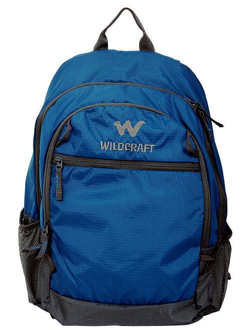 Wildcraft Aksa Blue Backpack