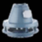 BRCF-M крышной вентилятор