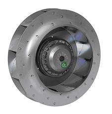 BDRKF рабочее колесос загнутыми назад лопатками, с мотором