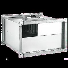 BSKFвентилятор для прямоугольных каналовс вперед занутыми крыльчатками