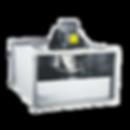 BDKF-Rвентилятор для прямоугольных каналовс назад занутыми крыльчатками (моторснаружи)