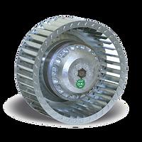 BASSF Рабочее колесо с загнутыми вперед лопатками, с мотором