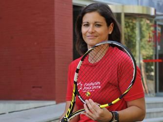 """Lola Ochoa Ribes: """"El deporte es muy beneficioso para la discapacidad y deberíamos insistir en ello"""""""