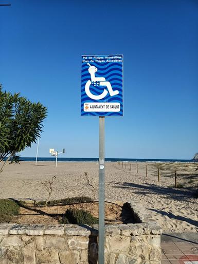 Playa Accesible