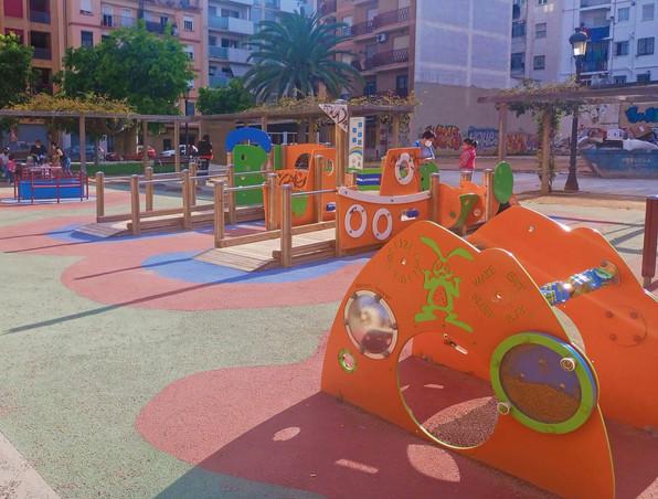 Parque Nou Moles