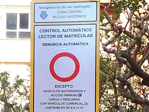 La nueva restricción de tráfico impide a personas con discapacidad acceder al centro de Castellón