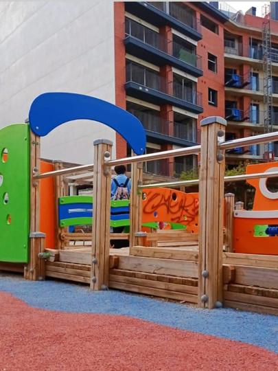 Parque 'Nou Moles'
