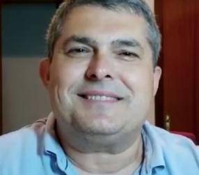 José Jiménez Aroca: «Aunque no podamos movernos, tenemos muchas ganas de seguir viviendo»