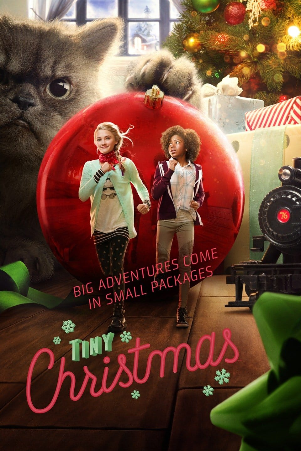 Tiny Christmas Nickelodeon Movie