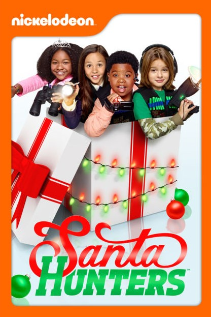 Santa Hunters Nickelodeon Movie