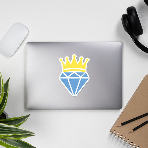 G's Royal Diamond Bubble-free stickers