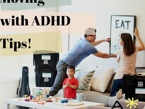 Moving with ADHD