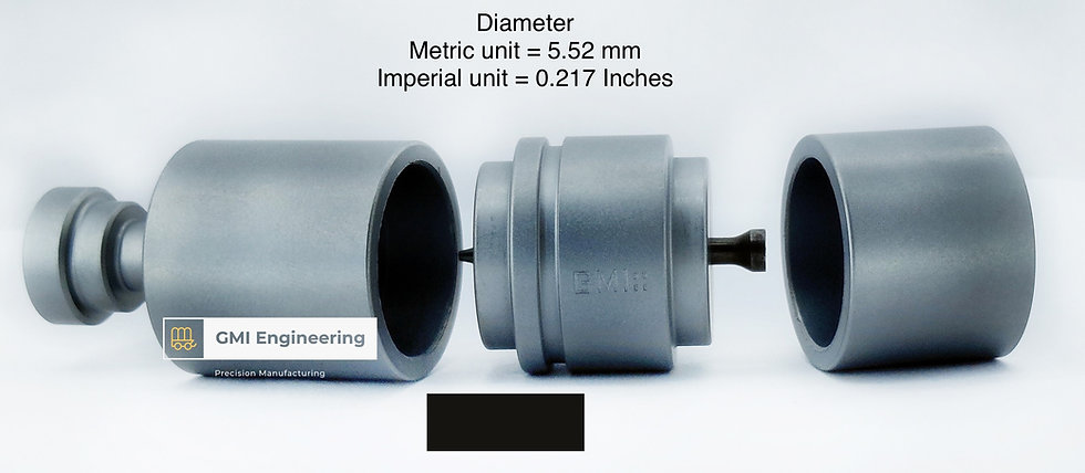 5.525mm cavity die set