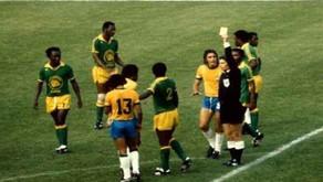 Il terrore dietro Zaire - Brasile nel mondiale del 1974