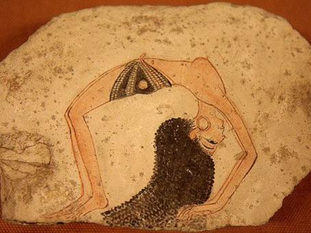 Dal frammento ad un piccolo scorcio d'arte antica: l'ostrakon