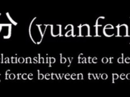 YUANFEN - The fateful coincidence