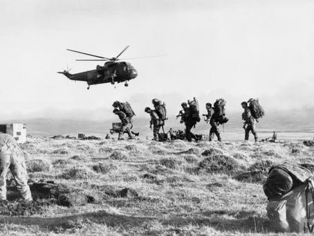 Guerra delle Falkland, quando il conflitto diventa espediente politico