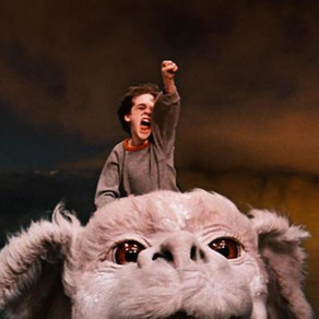 """The Neverending story"", non un film per bambini"