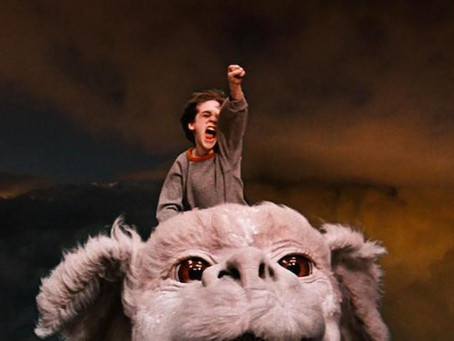 """""""The Neverending story"""", not just a movie for kids"""