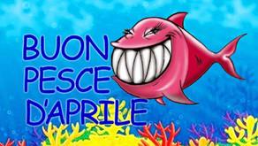 Perché si dice pesce d'aprile?