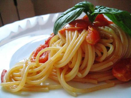 I piatti di pasta della cucina napoletana povera