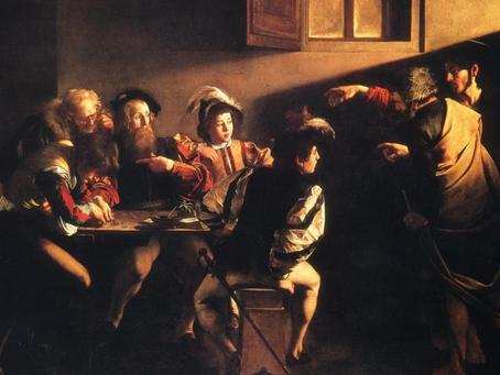 Vocazione di San Matteo: da esattore delle tasse a discepolo di Cristo
