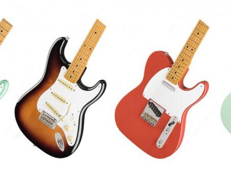 Stratocaster e Telecaster: due sorelle che hanno fatto la storia del rock