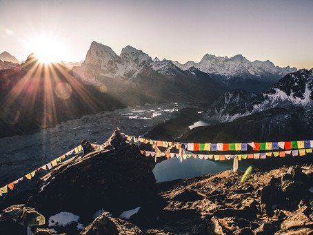 Nepal: Gli effetti del cambiamento climatico alle pendici dell'Everest