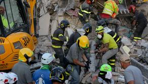 I terremoti e i rischi per i beni culturali italiani