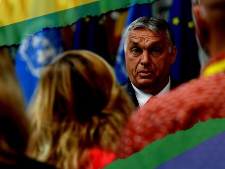 """L'Europa riprende Orbàn: la """"vergognosa"""" legge del leader sovranista"""