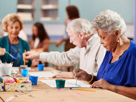 Healing through art: paint over your pain