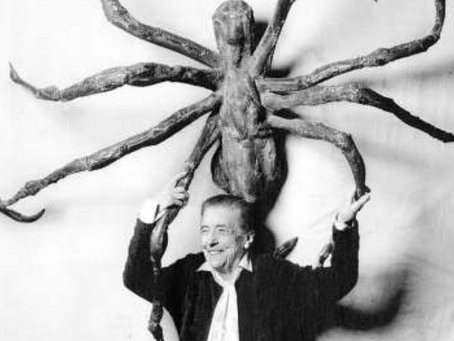 L'infanzia come il Segno, il ragno come la Madre