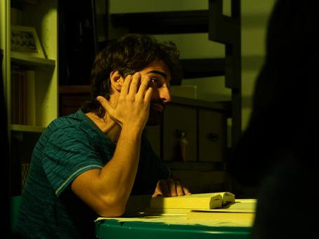 """""""Michelangelo"""", il film breve di Emanuele Vitale è uno dei vincitori del Vesuvius Festival"""