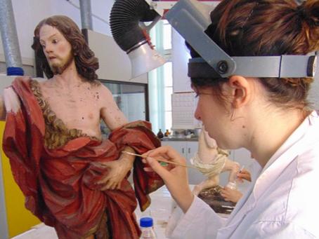 Nel vivo del restauro (Intervista alla restauratrice Sara Mattioli pt.2)