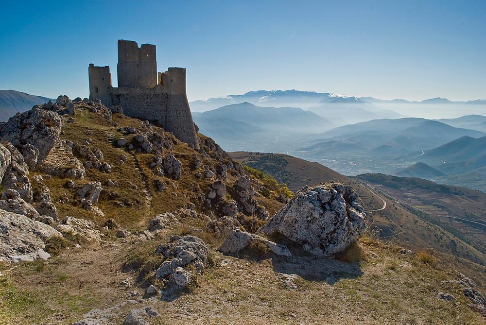Rocca Calascio, gioiello d'Abruzzo - Il confronto quotidiano