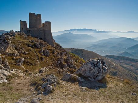 Rocca Calascio, gioiello d'Abruzzo