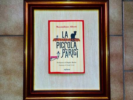 La piccola Parigi di Massimiliano Alberti edito Infinito Edizioni