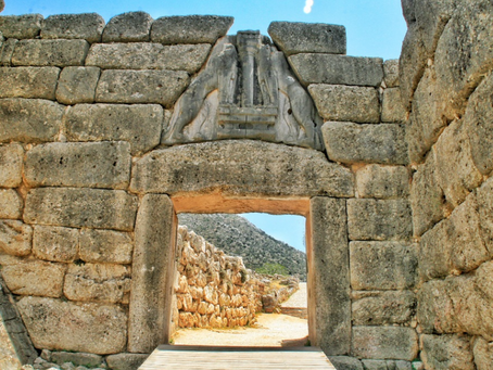 Le guardie della porta antica (XIV sec. a.C. – età del Bronzo)