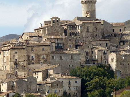 Santo Stefano di Sessanio, fra i borghi più belli d'Italia