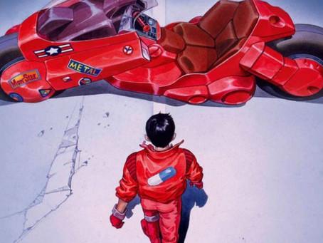 Akira, the bulwark of cyberpunk in the East