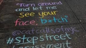 Catcalling: le molestie di strada