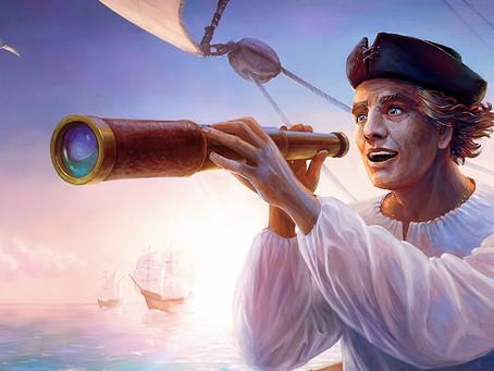 Colombo: il marinaio folle