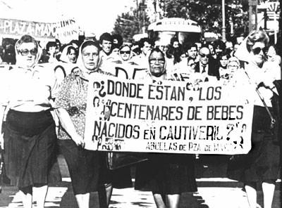 La storia triste e crudele dei desaparecidos argentini